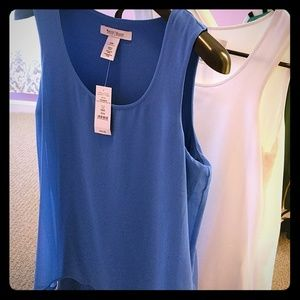 TWO-Pack WHBM Blouses *new*